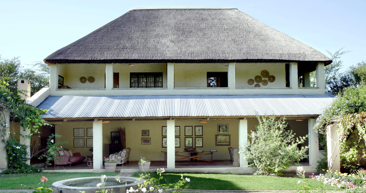 Elephant House Addo