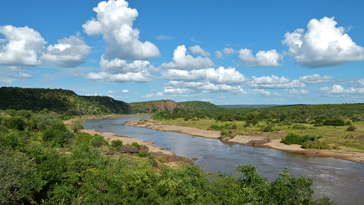 Olifants River Kruger National Park