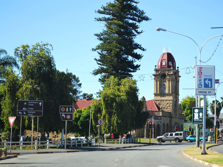Oudtshoorn Town
