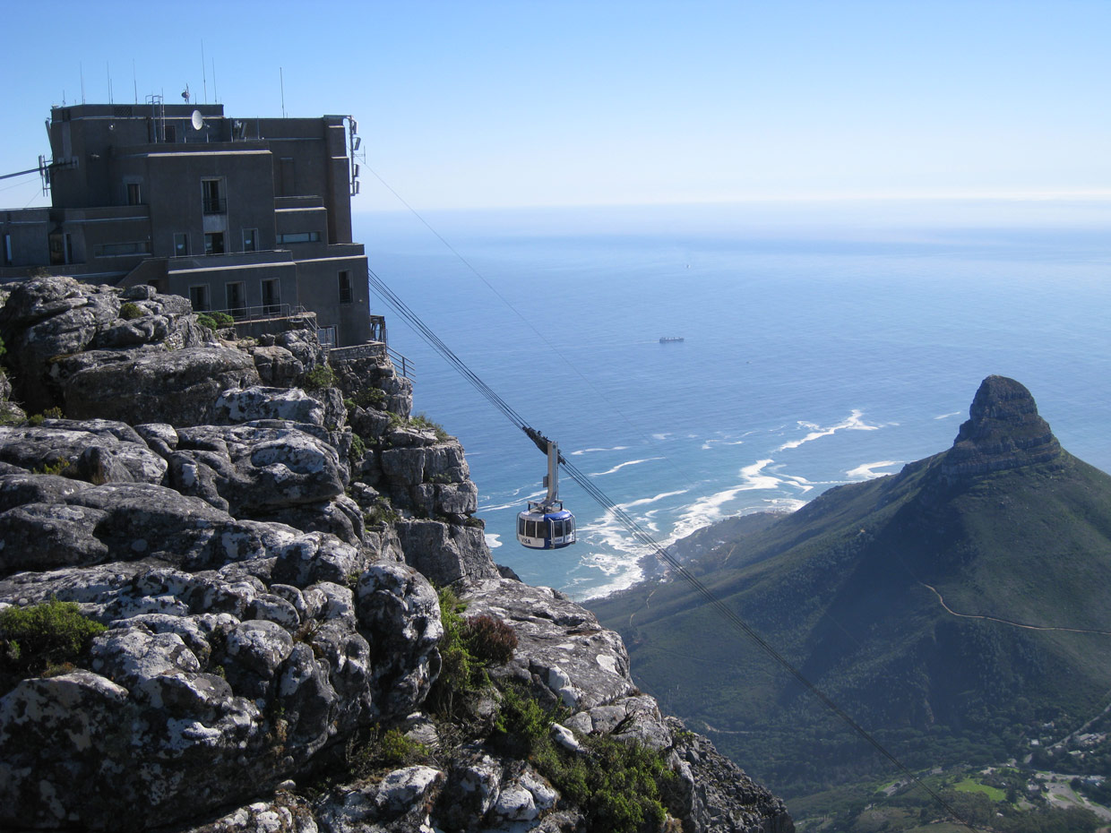 Table Mountain Funivia