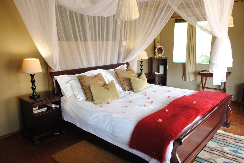 Lussuosa camera da letto a Chapungu