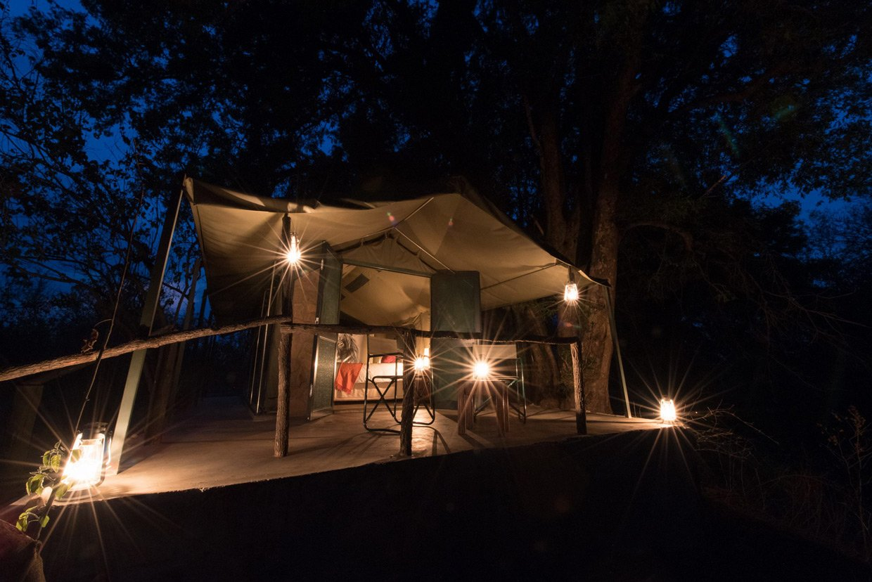 Mashatu Serolo Safari Camp