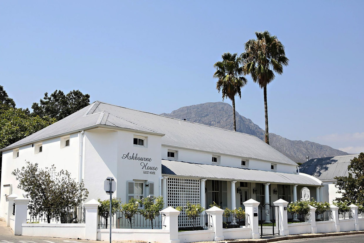 Franschhoek-Ashbourne-House