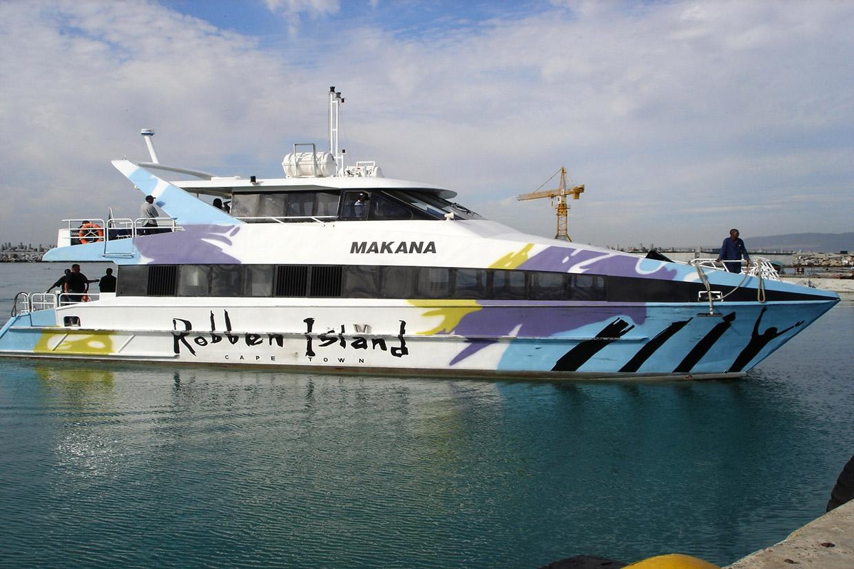 Robben Island Catamarano