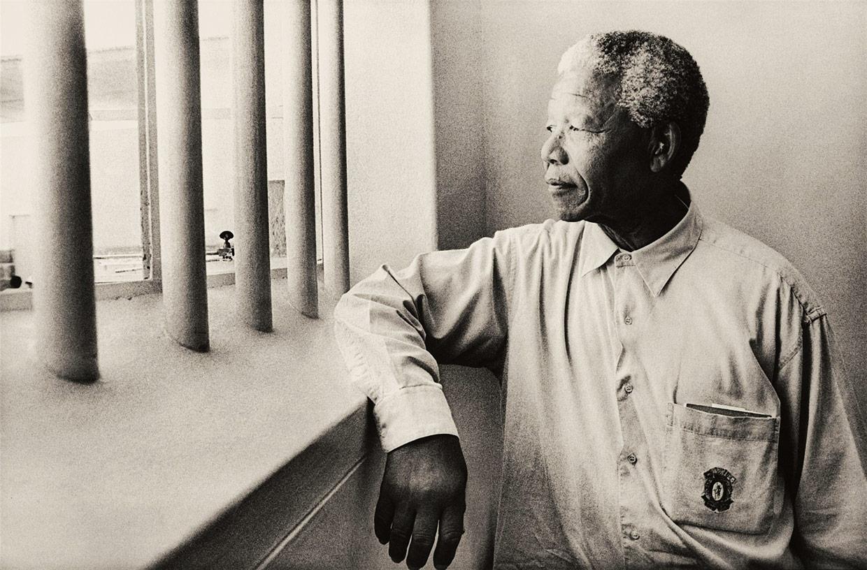 Robben Island Mandela