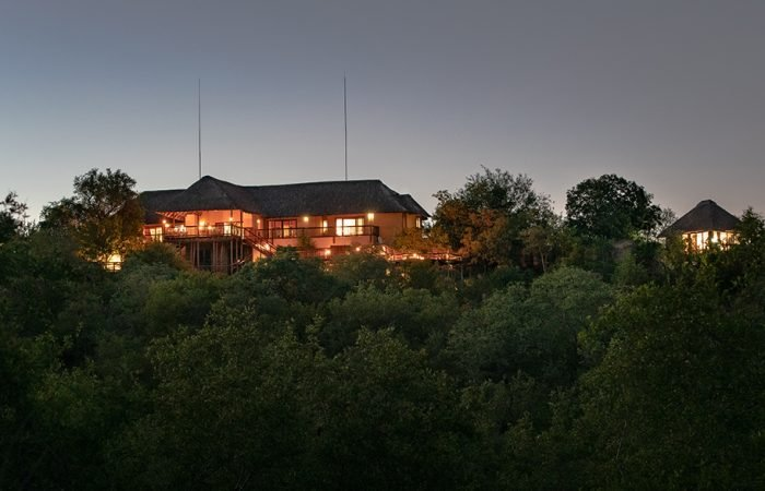Elephant Game Lodge Balule