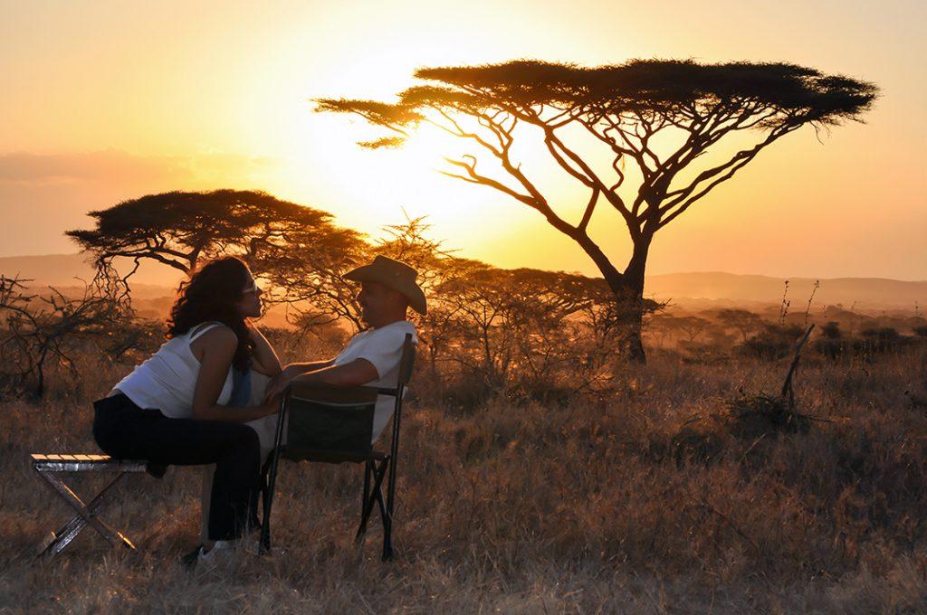 Africa Luna di Miele