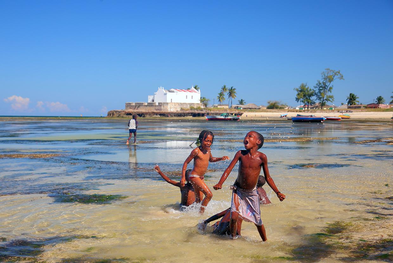 Mozambico Bambini Vilanculos