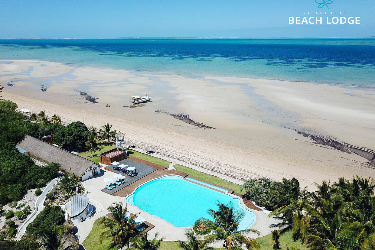 Mozambico Vilanculos beach lodge