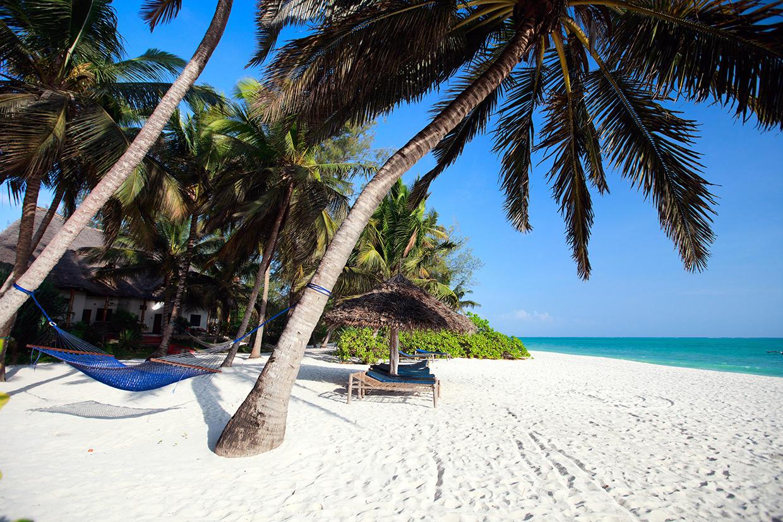Zanzibar Spiaggia Bianca