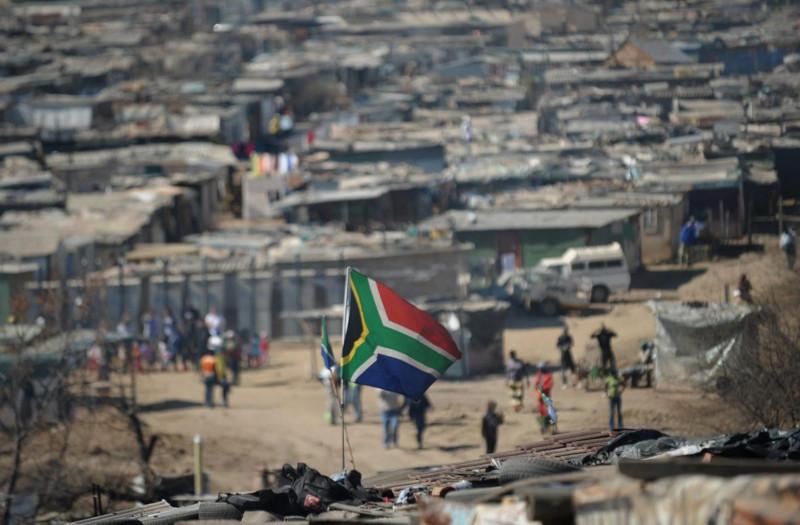 Zone pericolose in Sudafrica