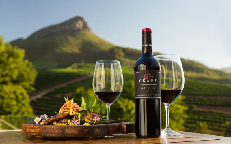 Degustazione vino in Sudafrica nelle Winelands