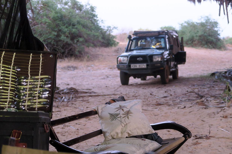 Kenya Safari Tsavo in eleganza