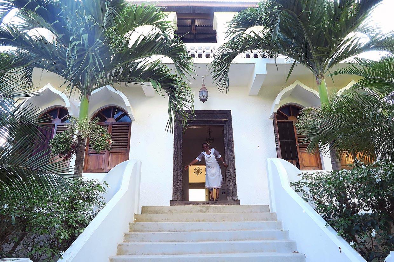 Kenya Malindi Swahili House