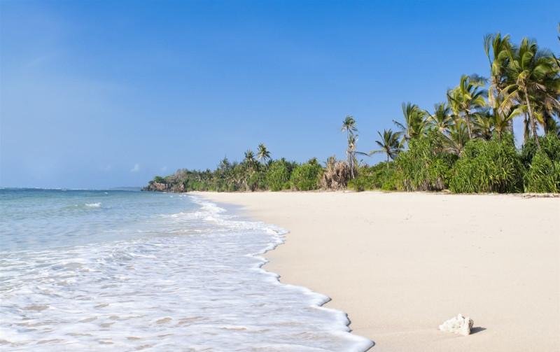 Spiagge di sabbia in Kenya