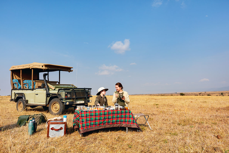 Kenya Bambini Safari Kilimanjaro