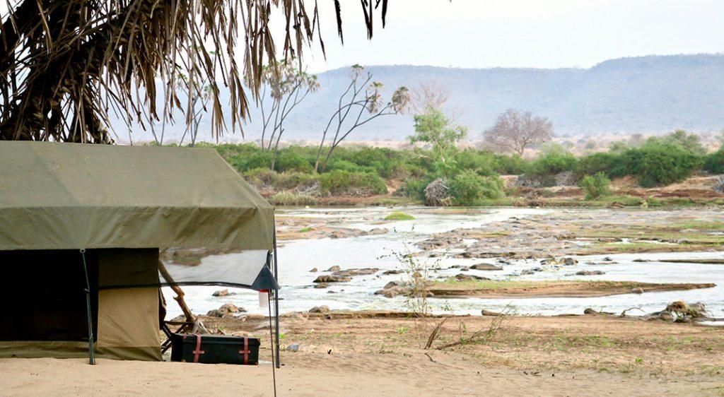 Kenya copertina the Bush Camp
