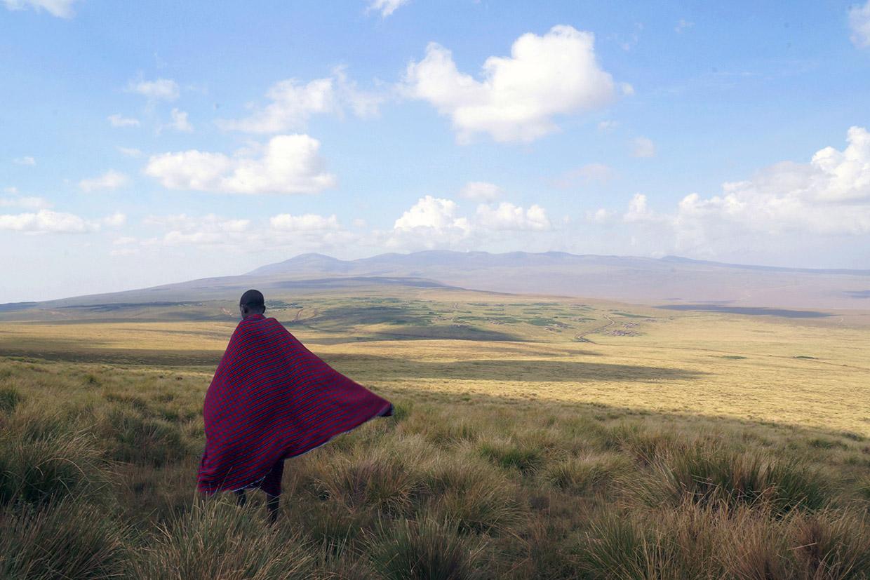 Kenya Maasai Kilimanjaro