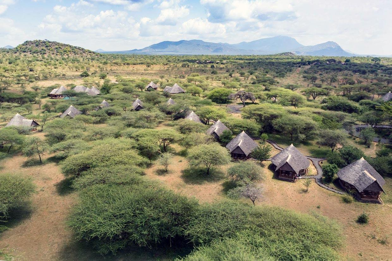 Kenya Severin Safari Camp Tsavo West