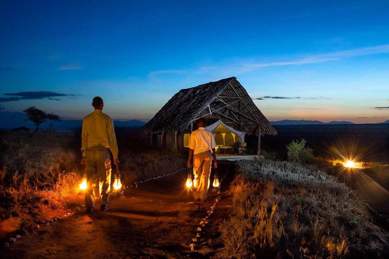 Kenya Lualenyi Safari Camp