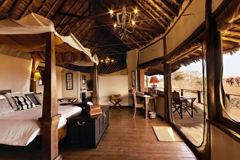 Kenya Tawi Lodge Amboseli